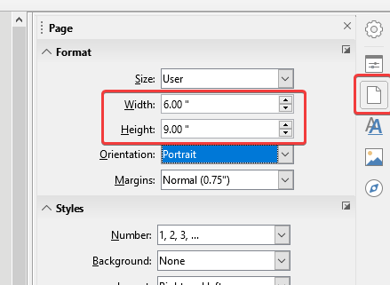Custom Tag - Page Settings